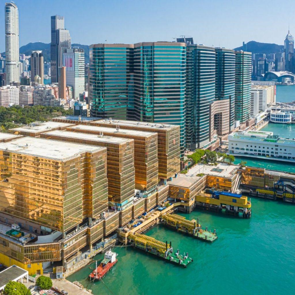 China Ferry Terminal (Tsim Sha Tsui) Transfer By BUSPRO