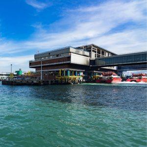 Terminal Feri Macau Hong Kong (STASIUN SHEUNG WAN)