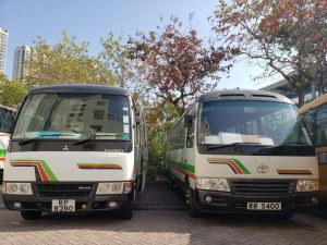 bus kecil