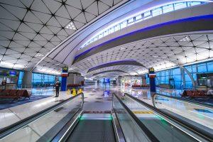 ہانگ کانگ ہوائی اڈے کی منتقلی